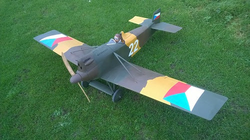 Avia BH3 Airplane Kit - RC-builder