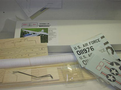 Birddog Airplane Kit - RC-builder