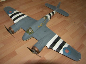Bristol Beaufighter - RC-builder