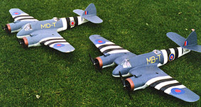 Bristol Beaufighter Airplane Kit - RC-builder