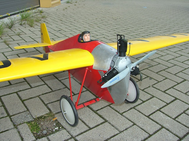 Carley C12 Airplane Kit - RC-builder