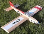 Chica Airplane Kit - RC-builder