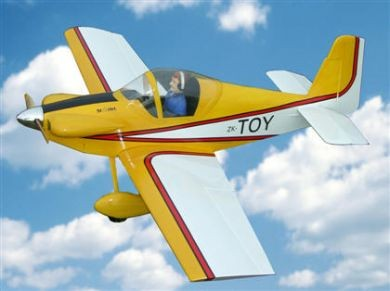 Corby Starlet Airplane Kit - RC-builder