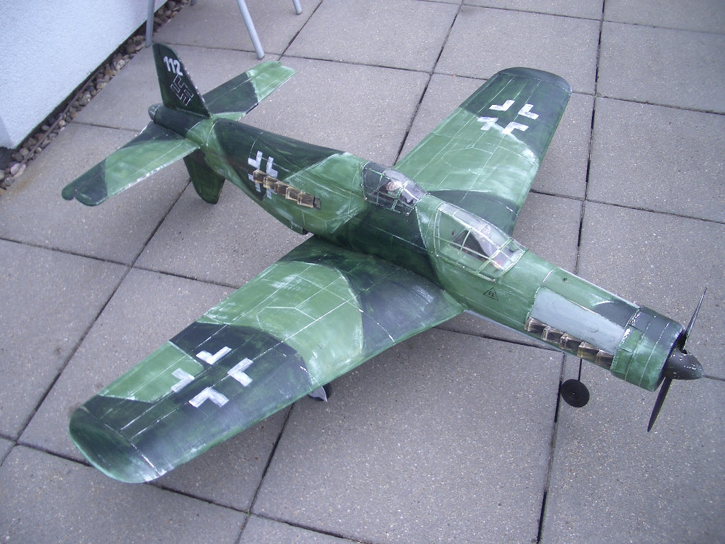 Dornier DO335 - RC-builder