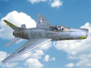 "F100 ""The Hun"" Airplane Kit - RC-builder"
