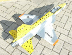 "F20 ""Tigershark"" Airplane Kit - RC-builder"