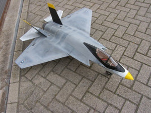 F35C Airplane Kit - RC-builder