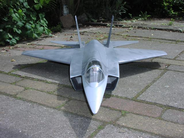 F35C 70mm Airplane Kit - RC-builder