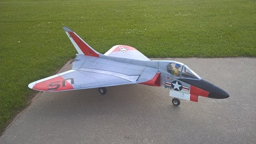 F4D-Skyray - RC-builder