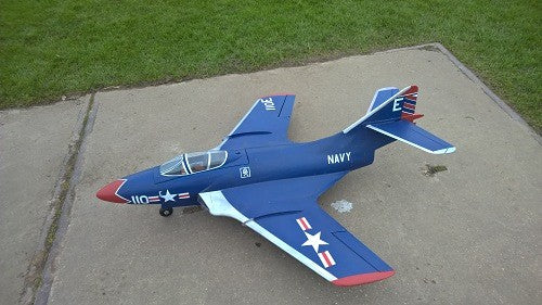 F9F-6 Cougar - RC-builder