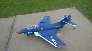 F9F-6 Cougar Airplane Kit - RC-builder