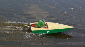 Fooling Racer Boat kit - RC-builder