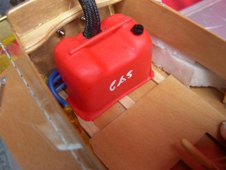 Gas Tank 152 type 1  - RC-builder