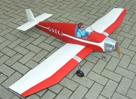 "Jodel D9 ""BeBe"" Airplane Kit - RC-builder"