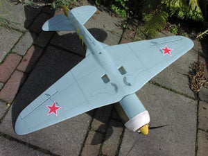 LA5-FN Airplane Kit - RC-builder