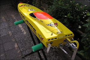 MaxMono Boat kit - RC-builder