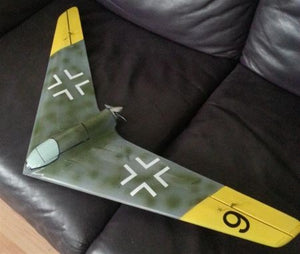Micro Horten Airplane Kit - RC-builder