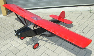 Monoprep Airplane Kit - RC-builder