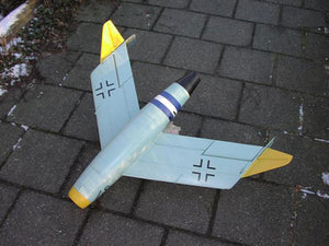 P212 Airplane Kit - RC-builder