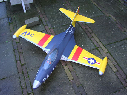 Panther Airplane Kit - RC-builder