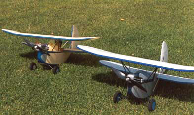 Pou du Ciel Airplane Kit - RC-builder