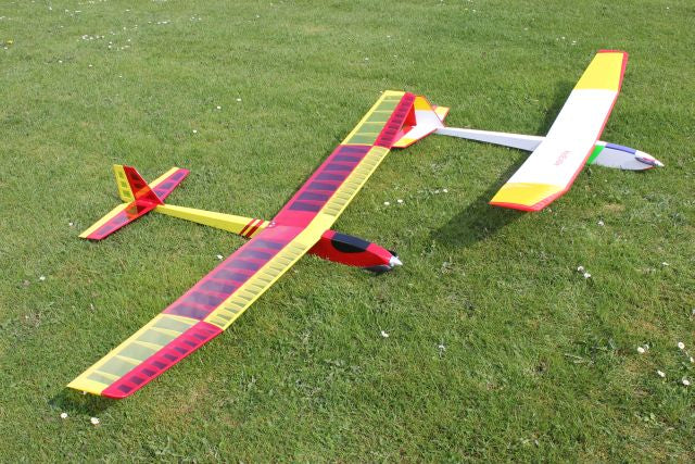Red Eagle Airplane Kit - RC-builder