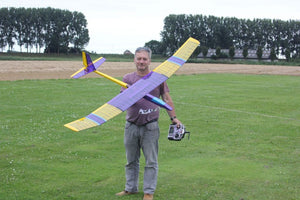 RES Eagle Airplane Kit - RC-builder
