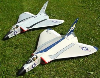 Skyray 70mm Airplane Kit - RC-builder