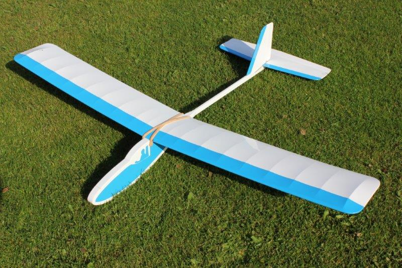Sonny Retro Airplane Kit - RC-builder
