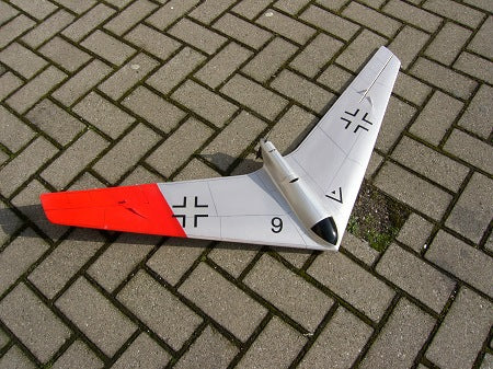 Speed Horten - RC-builder