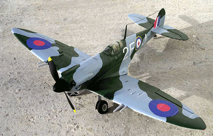 Spitfire MKI Airplane Kit - RC-builder
