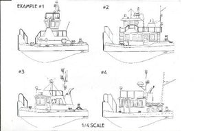 SpringerTug Boat kit - RC-builder