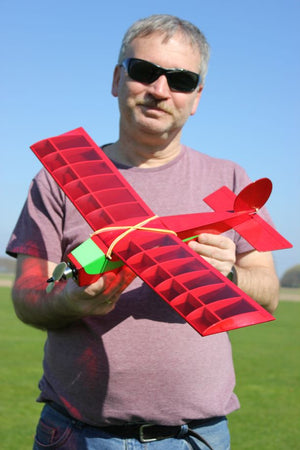 Sticky Airplane Kit - RC-builder