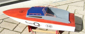 Suzie-Q Boat kit - RC-builder