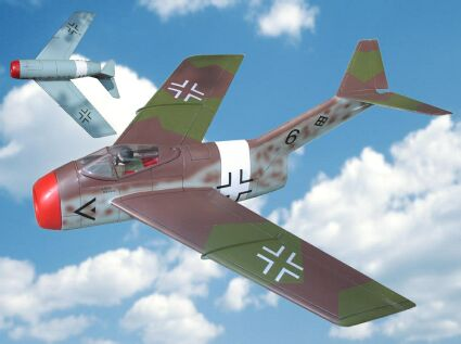 "TA183 ""Huckebein"" Airplane Kit - RC-builder"