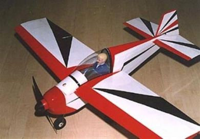 Tipsy Nipper Airplane Kit - RC-builder