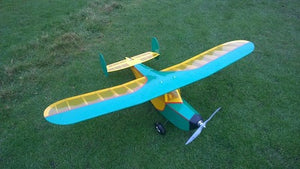 T-Lizzie Airplane Kit - RC-builder