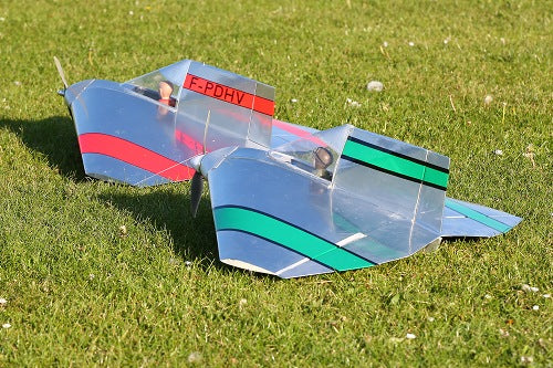 Verhees Delta Airplane Kit - RC-builder