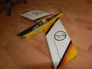Viejo Airplane Kit - RC-builder