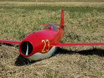 "Yak 23 ""Flora"" Airplane Kit - RC-builder"