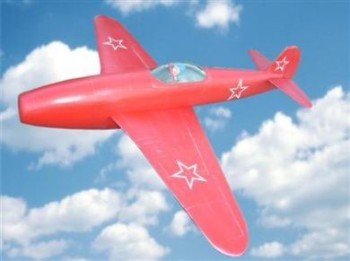 Yak 15 Airplane Kit - RC-builder