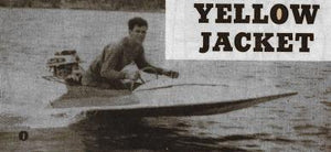 Yellow Jacket Boat kit - RC-builder