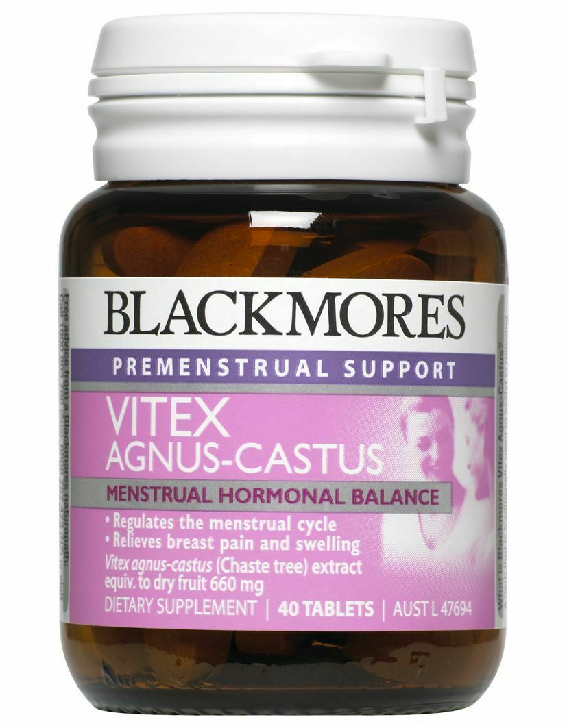 Blackmores Vitex Angus Castus 40 Tablets