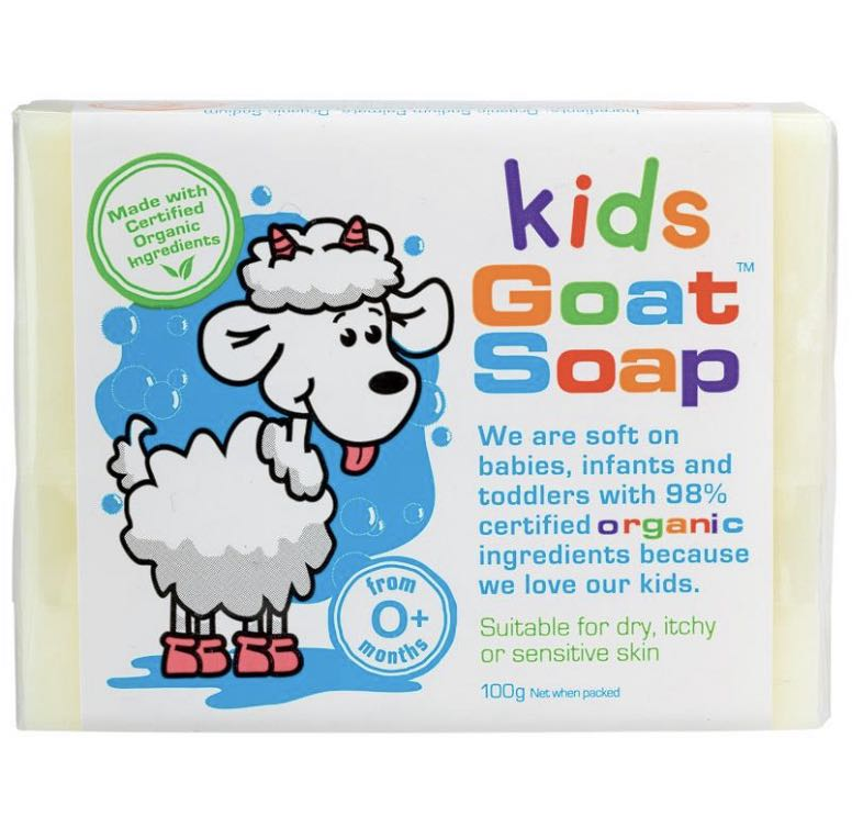Goat Soap Kids100g