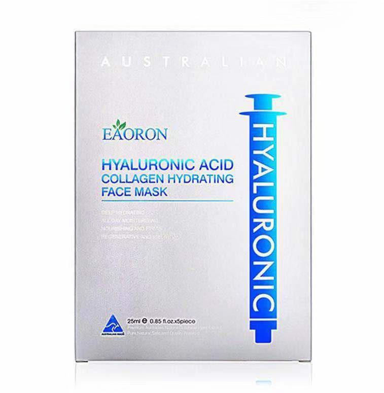 Eaoron Face Mask 25ml 5 Piece hyaluronic
