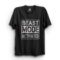 HS- BEAST MODE ACTIVATED (BLACK-WHITE)