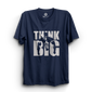 HS- THINK BIG (NAVY-WHITE)