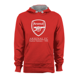HOODIE - ARSENAL (RED-WHITE)