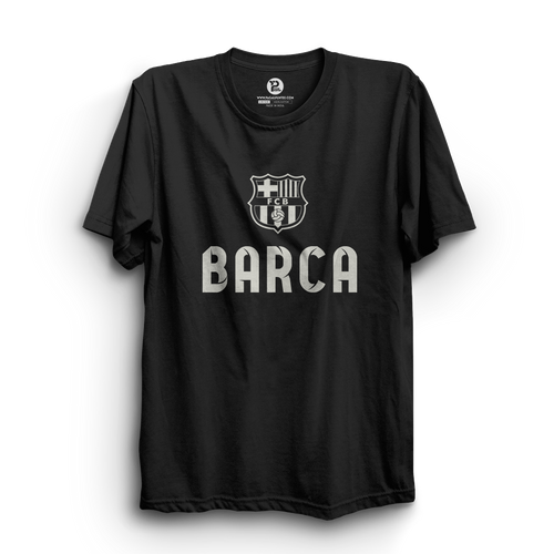 HS- BARCA (BLACK-WHITE)