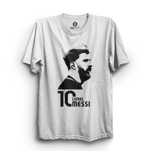 HS- MESSI (WHITE-BLACK)
